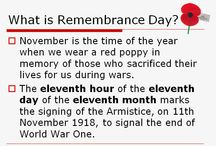 School Remembrance Day / by Lori-Ann Lingley