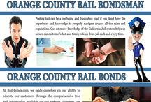 Orange County Bail Bonds Service / Click this site http://angelsbailbonds.com/ for more information on Orange County Bail Bond.  Orange County Bail Bond is a form of security deposited in order to persuade a release from the court. Refund of bail money which has been posted in criminal/Traffic Department is verified by accounts clerk. Bail bond is a form of security, paid in cash, MasterCard, visa. Follow Us : http://bailbondorangecounty.blogspot.com/2015/09/bail-bonds-orange-county.html