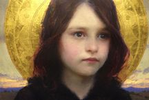 Jeremy Lipking / American realist painter, born in Santa Monica, California on 2 November 1975.