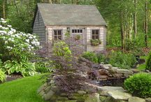 Gardens & Sheds / by Ann Campos