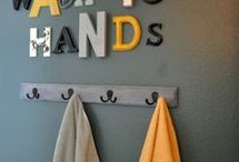 Kids bathroom / by Brittany Dickinson