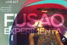 FUSÃO 00 EXPERIMENTA // #RE.ACT