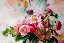 Blooms / Fresh Blooms. Floral Inspiration. Inspiring Flower Bouquets. Flower Styling. Faux Flowers. Decorating with Flowers.
