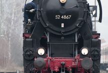 Locomotives / All about vintage locomotive power and historical railway tracks