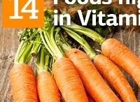 Food Rich in Vitamins / Here is gathered all the info we provide about food and products rich in vitamins