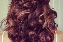 bridesmaid hair and makeup ideas