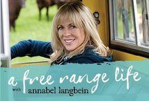 Annabel Langbein - The Free Range Cook