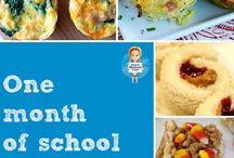 Food - School Lunches