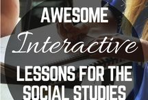 Creating the Interactive Classroom / Find interactive lesson ideas and resources for your secondary classroom that will help transform your classes into engaging, fun learning environments where all of your students can find success!