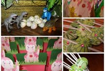 Party / Playdate themed ideas - Dinosaur