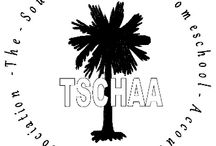 Accountability Association and Law for Homeschoolers / The South Carolina Homeschool Accountability Association (TSCHAA) is a Third-Option accountability association in South Carolina. Please visit www.tschaa.com for more information.