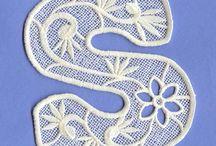 Cutwork & Lace Work