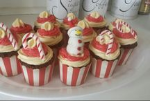 My cakes and cupcakes / Here is some cakes and cupcakes i have made myself. Some good and some not so good lol