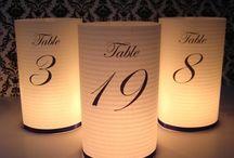 svadba - čísla stolov