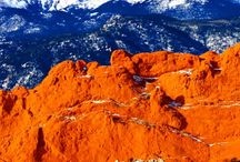Colorado Springs / by Kaleidoscope Adventures