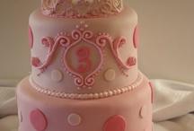 Poppys birthday cake ideas