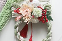 wreaths & arrangements& ornaments