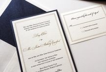 Wedding - Invitations and cards