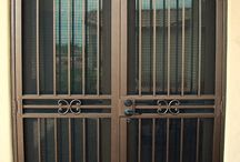 security doors & gates