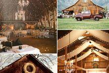 Esküvő A Pajtában