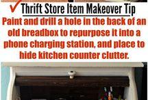 Thrift Makeovers