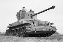 British Army vehicles WW2
