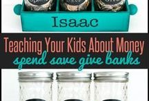 Ways to teach kids about money