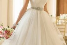 •Wedding dress