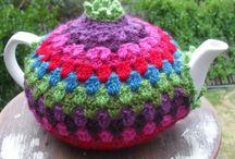 Crochet Tea Cozy's / by Linda Arnold-Heppes