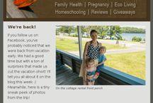 Eco-Babyz Newsletters!