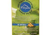 Greek Oregano Oil Softgels
