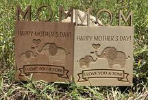 Beautiful Wooden Engraved Cards