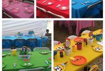 Emma's birthday party / by Patricia Szkotnicki