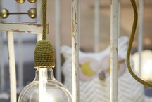 Inspiration  - Lighting / Lamps and lights.