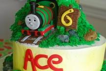 Beth 3rd birthday cake / Ideas for Beth's 3rd birthday cake