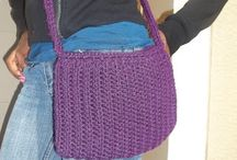 crochet bags / by jessa b