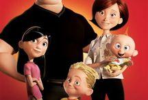 Disney: Incredibles
