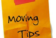 Moving Tips / A few tips that make moving to a new home, easier!