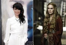 'Game of Thrones' Stars in Real Life / See what these HBO stars look like outside of Westeros.