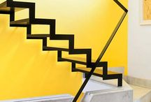 stairs / escaliers / Escaliers contemporains