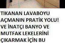 PÜF NOKTALARI / Panodakiler Alıntı