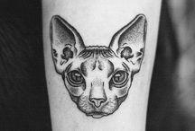 Tattoo spynx