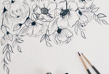 Beauty of Ink Art