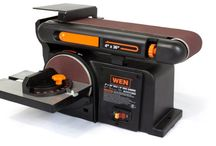 WEN 6502 4x36-Inch Belt and 6-Inch Disc Sander with Cast Iron Base
