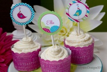 Party Ideas / by Candace Wibbeler