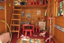 Cool playhouses for kids