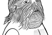 illustration / by Margaret Mason
