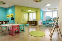 Classroom Interiors