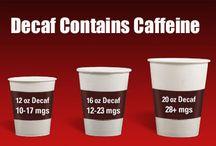 Caffeine & Decaf