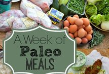 Paleo Inspired / by Kelly Absher